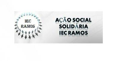 Ação Social solidária IEC Ramnos