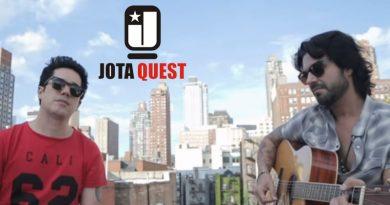 """""""Daqui Só Se Leva O Amor"""" nova música do Jota Quest já está em nossa programação"""