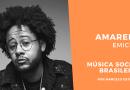 Amarelo por Emicída no Podcast Música Social Brasileira