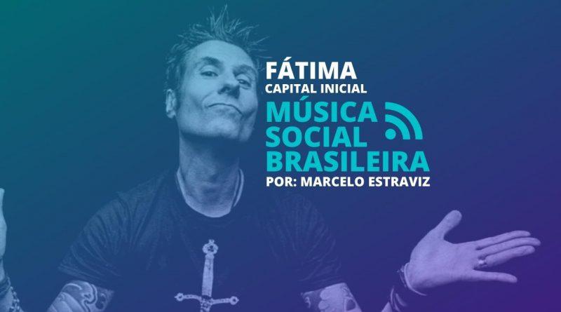 Fátima Podcast Música Social Brasileira Marcelo Estraviz