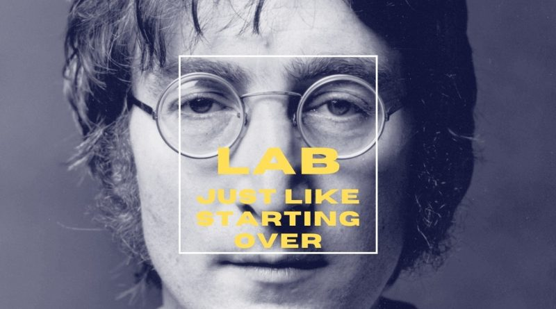 Just like starting over john lennon no radio social plus